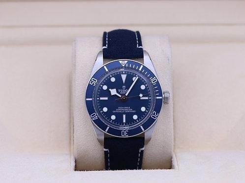 Tudor Black Bay 58 79030B 39mm Blue Dial Strap - 2020 Unworn