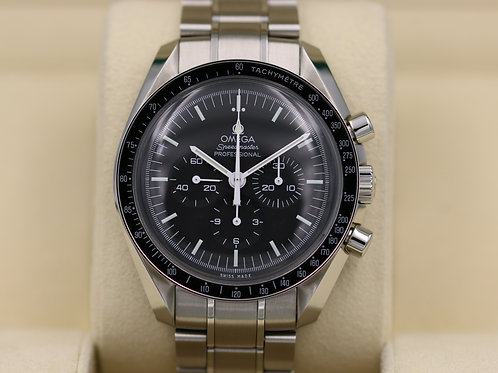 Omega Speedmaster Professional Moonwatch 311.30.42.30.01.005 - 2017 Box & Papers