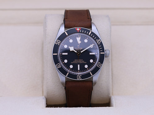 Tudor Black Bay 58 79030N 39mm Leather Strap - 2020 Box & Papers