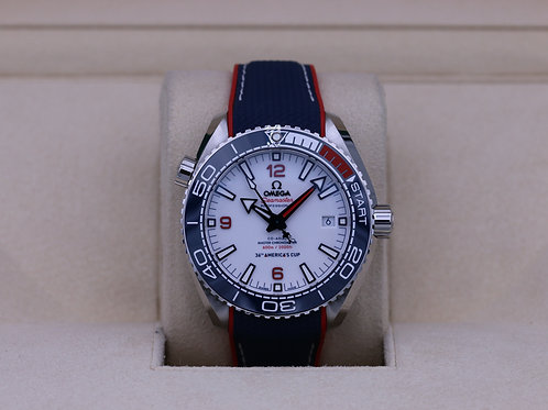 Omega Seamaster Planet Ocean America's Cup 215.32.43.21.04.001 - 2020