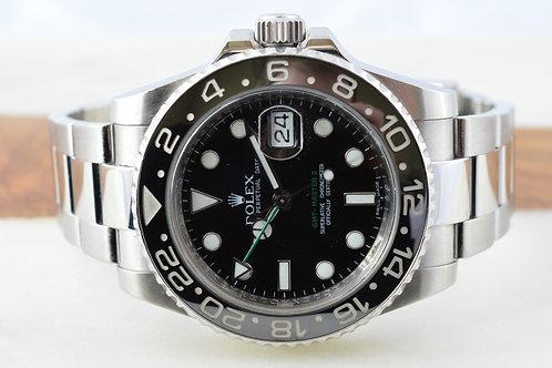 Rolex GMT Master II 116710 Ceramic