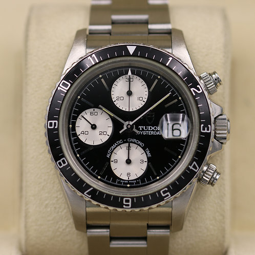 Tudor Chronograph Oysterdate 79270 Stainless - Pre-Tiger