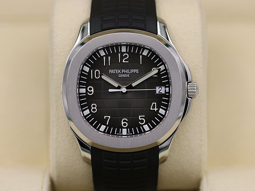 Patek Philippe Aquanaut 5167A-001 Stainless Steel 5167 - 2017 Box & Papers!