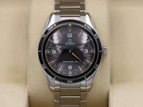 Omega Seamaster 300 60th Anniversary Trilogy 1957 234.10.39.20.01.001 - Complete