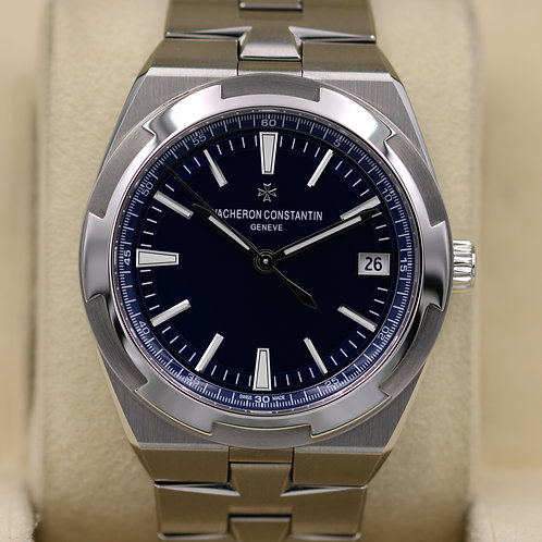 Vacheron Constantin Overseas Automatic 41mm Blue 4500V/110A-B128 2018 Complete