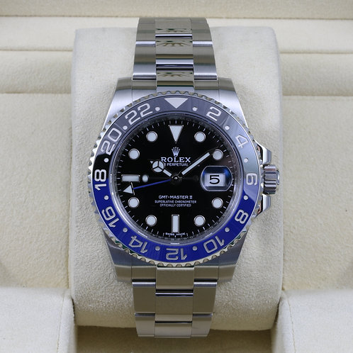Rolex GMT Master II 116710 BLNR - 2017 Box & Papers
