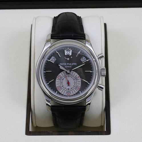 Patek Philippe 5960P-001 Platinum Complications Annual Calendar Chronograph