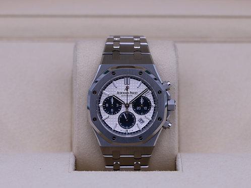 Audemars Piguet Royal Oak Chrono 26315ST Panda Dial 38mm -  Complete