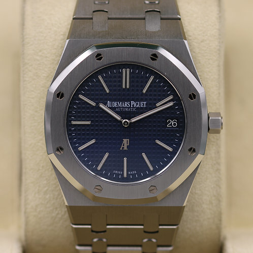 Audemars Piguet Royal Oak Jumbo Ultra-Thin 15202 - Box & Papers