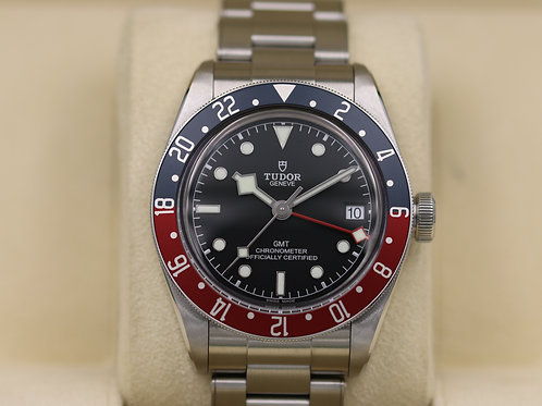 Tudor Black Bay GMT 79830RB Pepsi Bracelet - 2018 Box & Papers