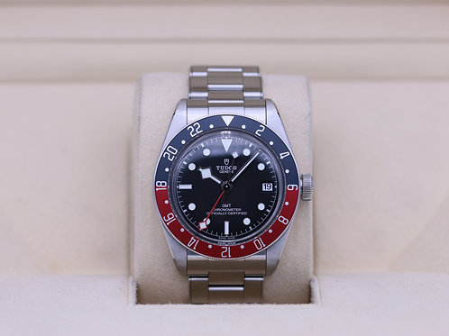 Tudor Black Bay GMT 79830RB Pepsi Stainless - 2019 Box & Papers