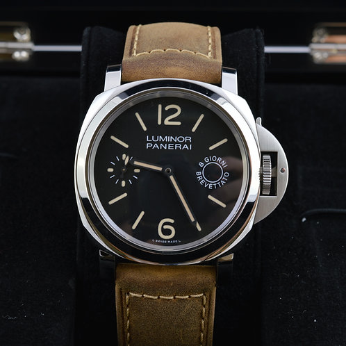 Panerai Luminor Marina 8 Day PAM 590 - Box & Paper