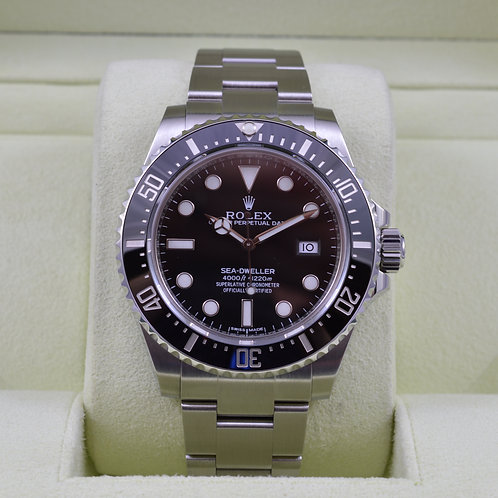 Rolex Sea-Dweller 116600 - 2014 Box & Papers