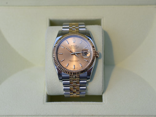 Rolex Datejust Two-Tone 116233