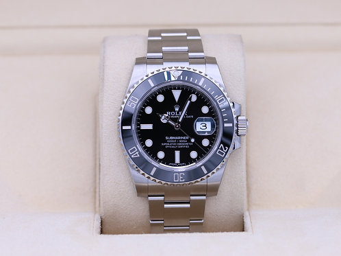 Rolex Submariner Date 116610LN Black Dial Stainless - 2020 Box & Papers!