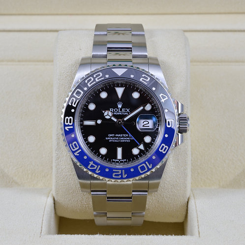 Rolex GMT Master II 116710BLNR - 2016 Box & Papers