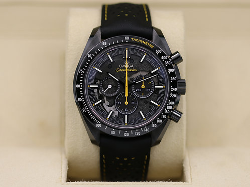 Omega Speedmaster Dark Side of the Moon Apollo 8 - 2019 Box & Papers
