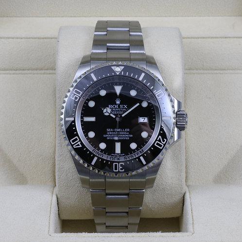 Rolex DeepSea Sea-Dweller 116660 - Box & Papers