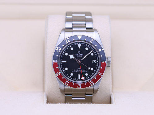 Tudor Black Bay GMT 79830RB Pepsi Stainless - 2018 Box & Papers
