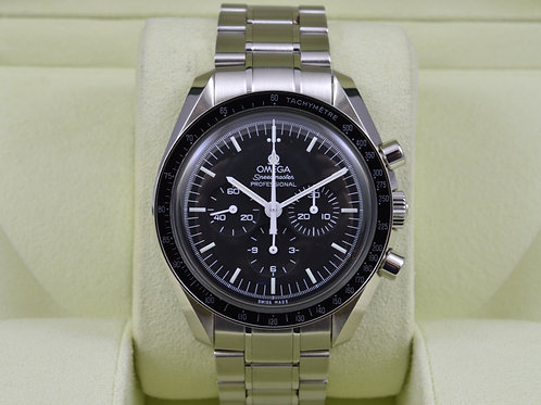 Omega Speedmaster Professional 3570.50 Moonwatch - Papers & Case