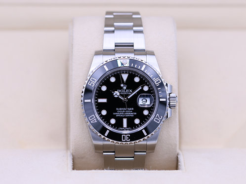 Rolex Submariner Date 116610LN Black Dial Stainless - Box & Papers!