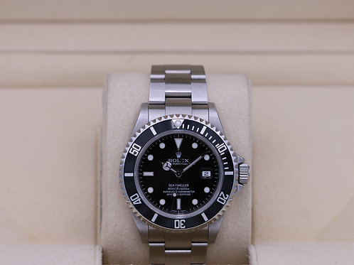 Rolex Sea-Dweller 16600 M Serial - Box & Papers