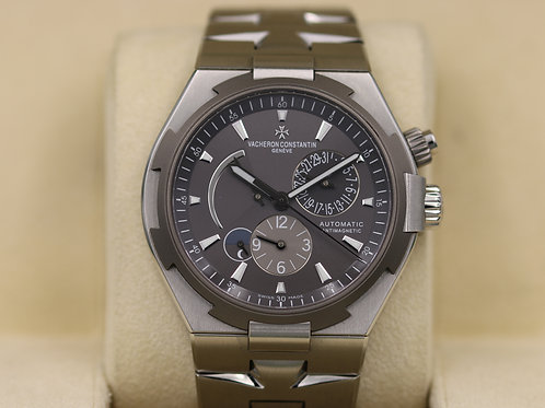Vacheron Constantin Overseas Dual Time Grey Dial 47450 - 2016 Box & Papers