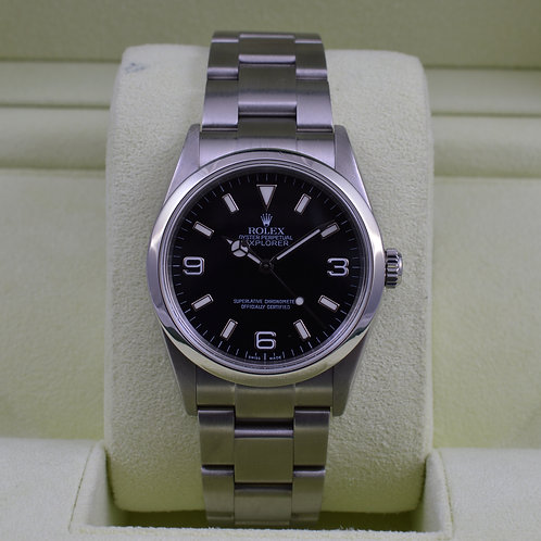 Rolex Explorer I 114270 36mm - Box & Papers