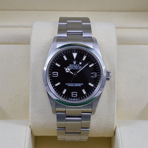 Rolex Explorer I 114270 - Y Serial