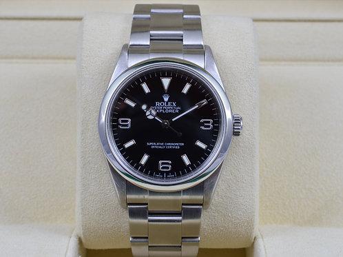 Rolex Explorer I 114270 - M Serial