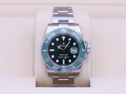 Rolex Submariner Date 116610LV Hulk Green - 2020 Box & Papers!