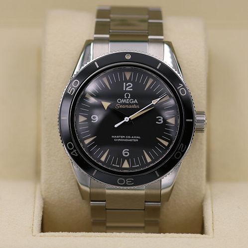 Omega Seamaster 300 Co-Axial Vintage 233.30.41.21.01.001 - Complete