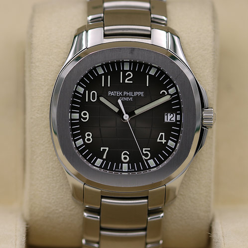 Patek Philippe Aquanaut 5167/1A Stainless Bracelet - 2018 Box & Papers