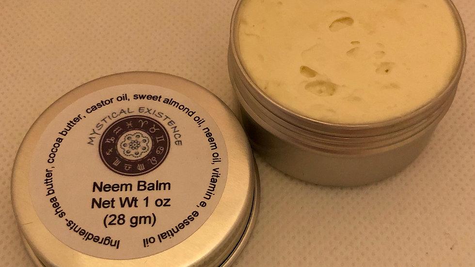Neem Oil Balm