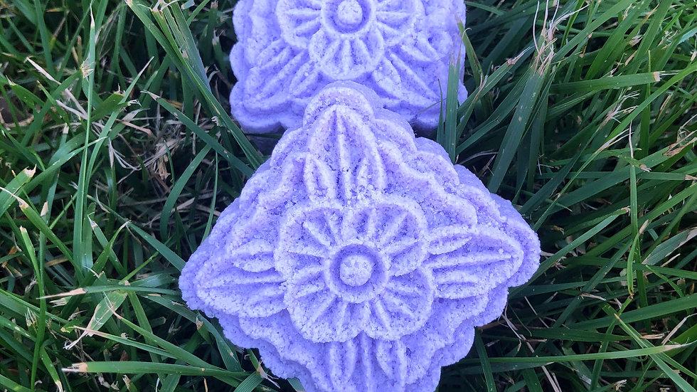 Lavender Moon Cakes