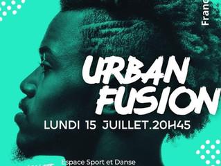 Workshop Urban Fusion - Le 15 juillet 2019 à Paris