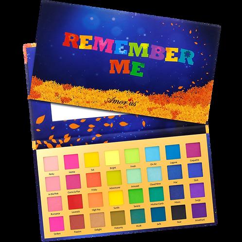 Paleta Remember Me -Amor Us