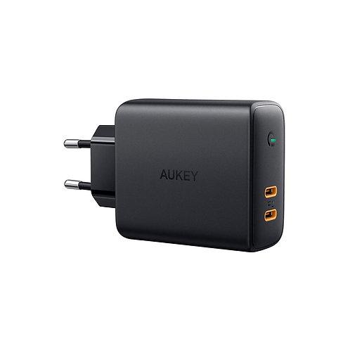 Сетевое зарядное устройство Aukey PA-D2 Dynamic Detect