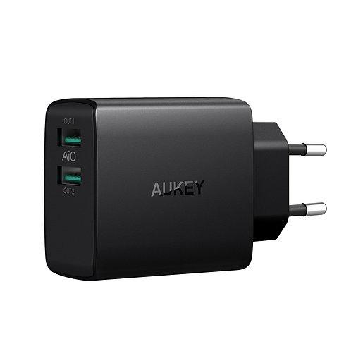Сетевое зарядное устройство Aukey PA-U42