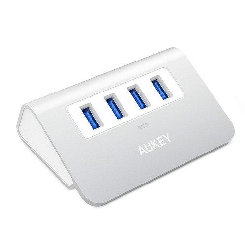 Хаб 4 USB 3.0 Aukey CB-H5