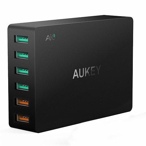 Сетевое зарядное устройство Aukey PA-T11