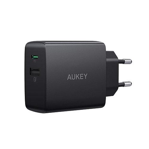 Сетевое зарядное устройство Aukey PA-Y17