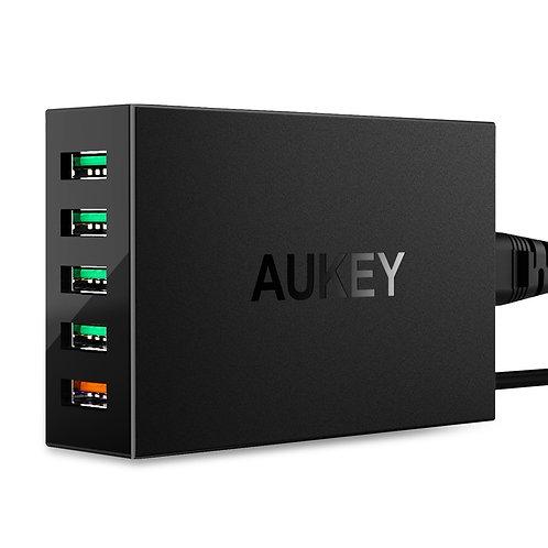Сетевое зарядное устройство Aukey PA-T15