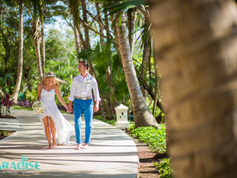 Intimate Wedding- Excellence Riviera Cancun- Mexico