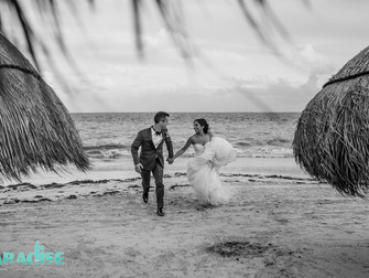 Jewish Destination Wedding in Riviera Cancun