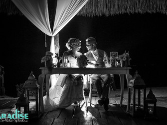 Sophie & Wayne- Beloved Playa Mujeres- Mexico