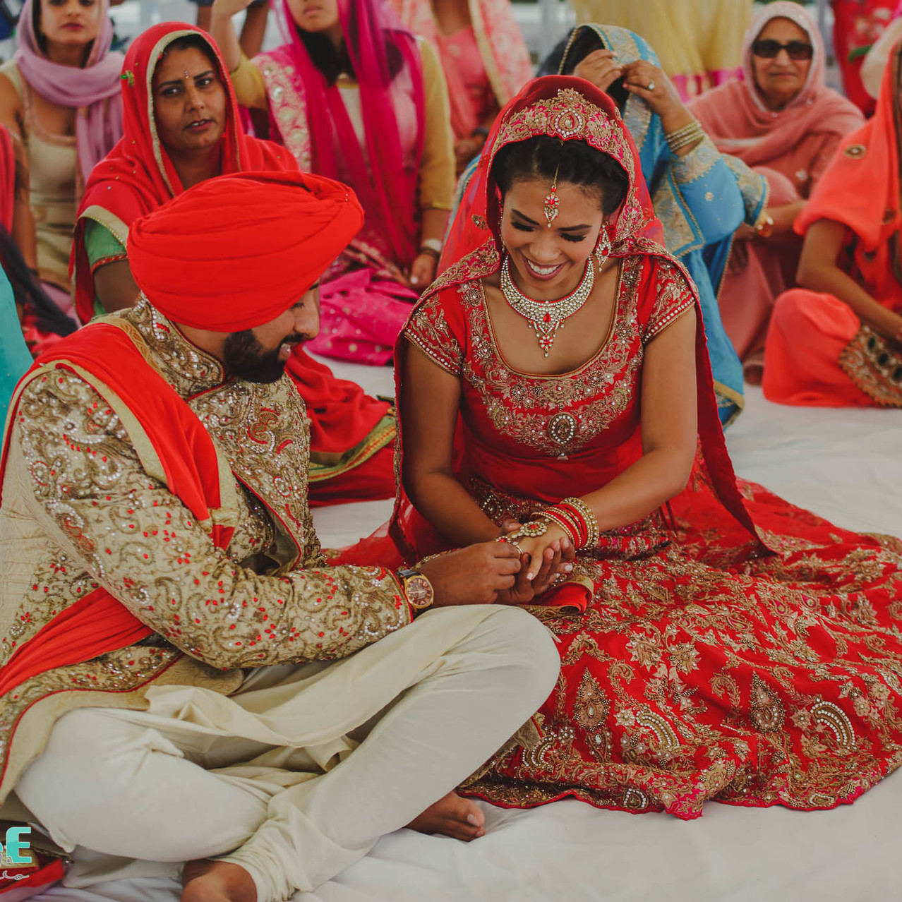 Sikh wedding ceremony mexico