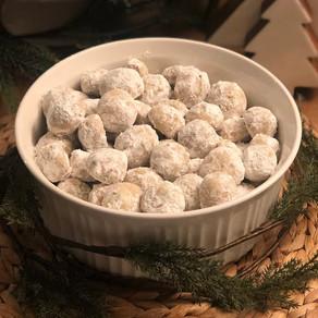 Vegan Pecan Balls