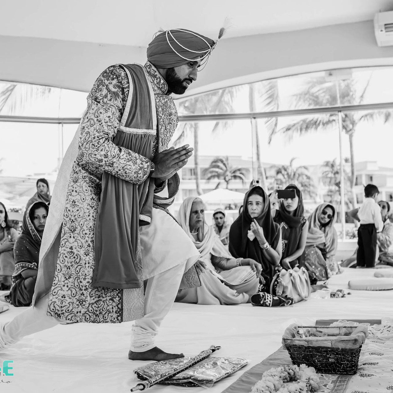Anand Karaj Ceremony mexico