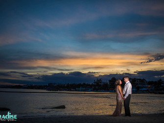 INDIGO BEACH WEDDING PHOTOS